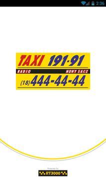 Taxi Nowy Sącz poster