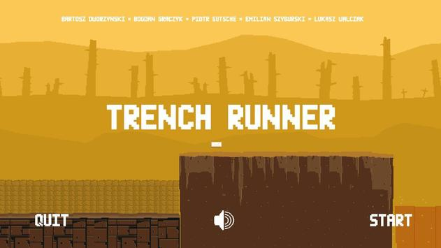 Trench Runner: The Great War poster