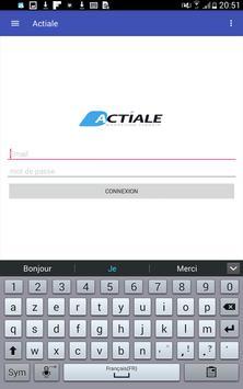 Actiale2 apk screenshot