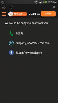 Newroz 4G スクリーンショット 1