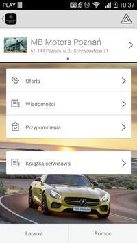 MB Motors App screenshot 2