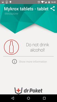 DrinkSafe by dr Poket screenshot 14