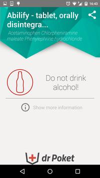 DrinkSafe by dr Poket screenshot 11