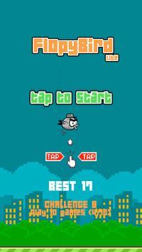Flopy Bird Lite poster