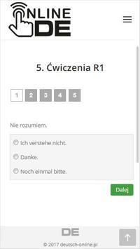 Niemiecki OPIEKA screenshot 2