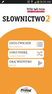 TEST YOUR POLISH Vocabulary 2 poster