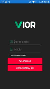 Vior.tv na telefon screenshot 2