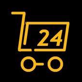 Zamawiaj24 PRO Handlowiec icon