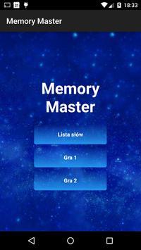 Memory Master poster
