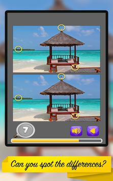 Find the Difference : Beautiful Places #2 *Free apk screenshot