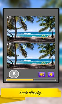 Find the Difference : Beautiful Places #2 *Free screenshot 1