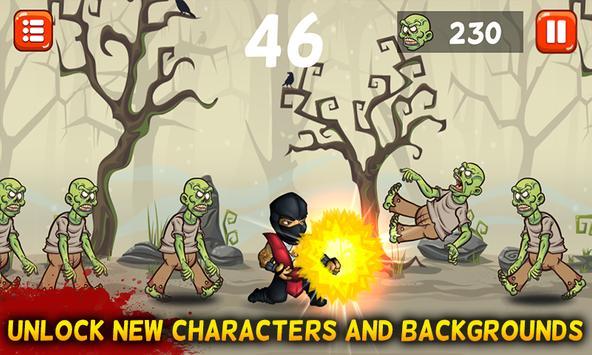 Zombies Apocalypse screenshot 3