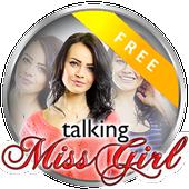 Talking Sexy Miss Girl Free icon