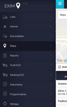 EXIM GPS screenshot 5