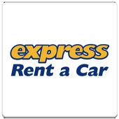 Express Rent a Car icon