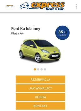 Express Rent a Car screenshot 1