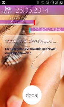 Soczewki Kontaktowe apk screenshot