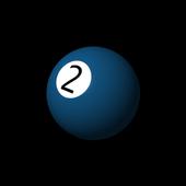 Balls in chain lite icon
