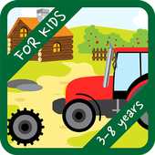 Animals Farm For Kids icon