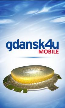 gdansk4u MOBILE poster