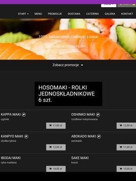 Hoshi Sushi screenshot 4
