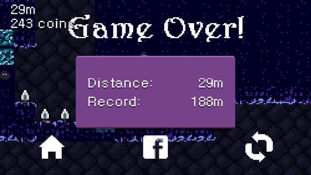 8-BIT Dungeon Dash apk screenshot