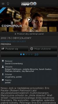 HBO GO Poland apk screenshot