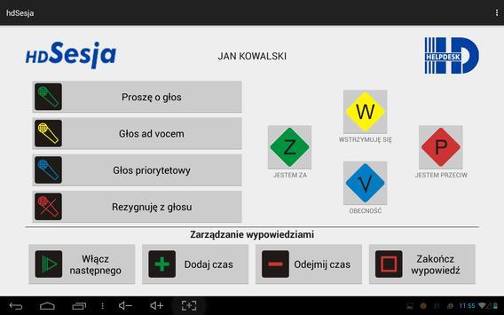 hdSesja screenshot 1