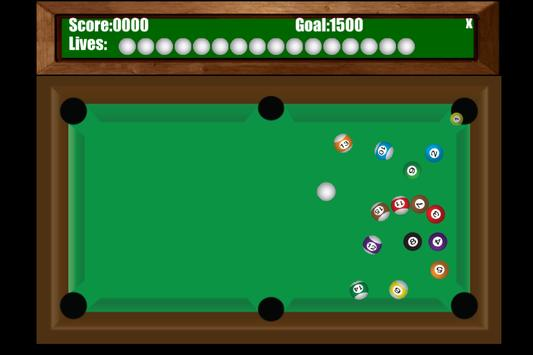 StraightPool apk screenshot