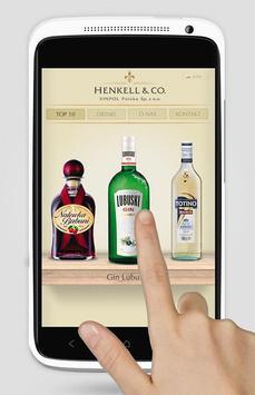 Henkell Vinpol apk screenshot