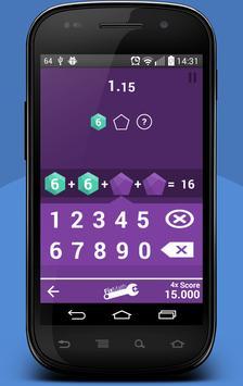FixMath - LOGIC MATH GAME poster