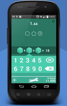FixMath - LOGIC MATH GAME apk screenshot