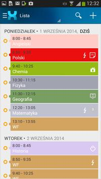 Plan Lekcji Toolix screenshot 3