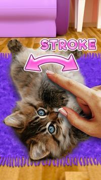 Dancing spinnende kat LWP screenshot 3