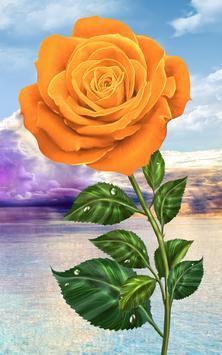Rose. Magic Touch Flowers screenshot 14