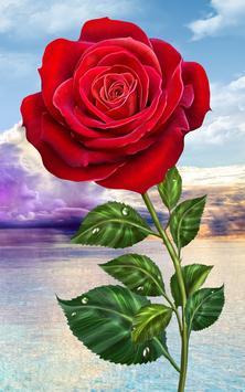 Rose. Magic Touch Flowers screenshot 15