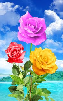 Rose. Magic Touch Flowers screenshot 21