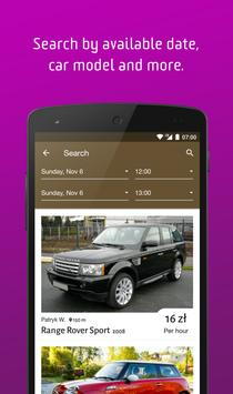 Instacar - Local Car Rental apk screenshot