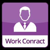 Work Contract icon