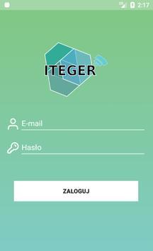 ITeger dialer poster