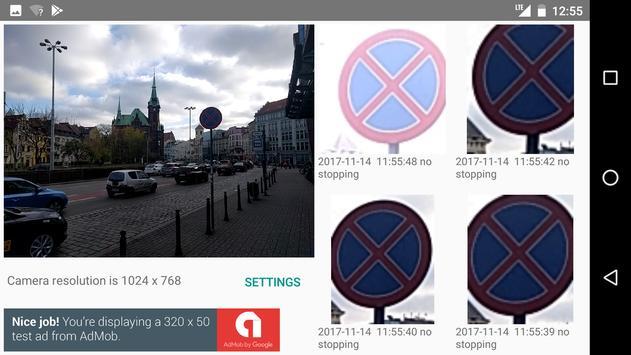 Traffic Sign Detector screenshot 3