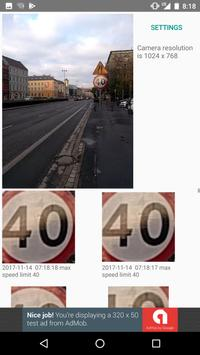 Traffic Sign Detector screenshot 1