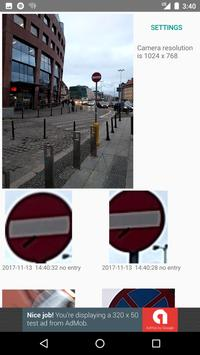 Traffic Sign Detector screenshot 7