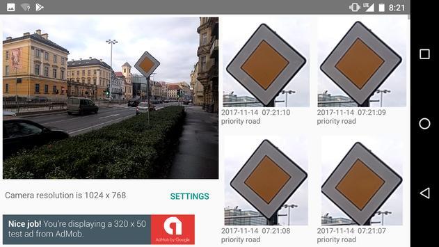 Traffic Sign Detector screenshot 4