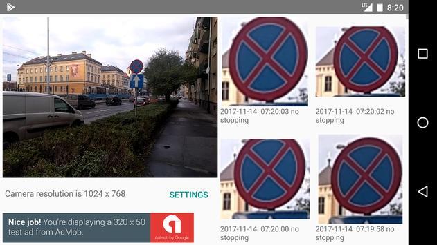 Traffic Sign Detector screenshot 6