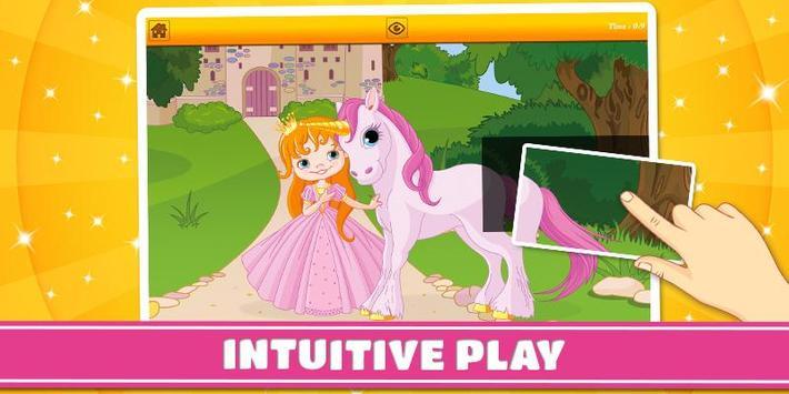 Princesses and Fairies Puzzles screenshot 4