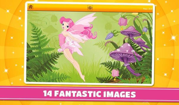 Princesses and Fairies Puzzles screenshot 11