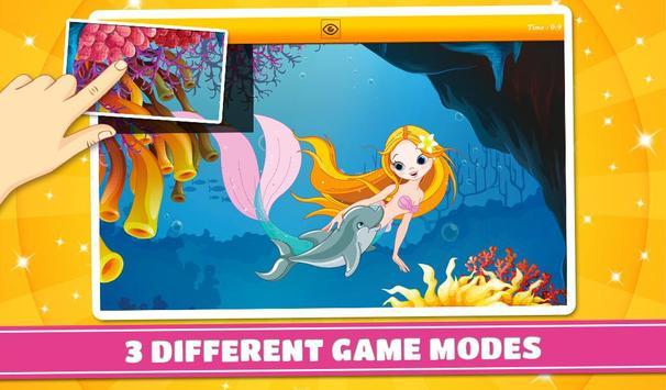 Princesses and Fairies Puzzles screenshot 12