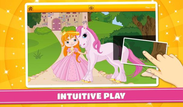 Princesses and Fairies Puzzles screenshot 14