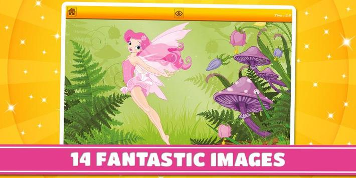 Princesses and Fairies Puzzles screenshot 1